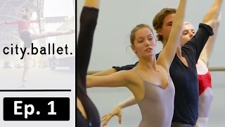 Corps Stories   Ep. 1   city.ballet