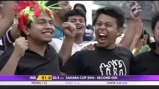 Taskin Ahmed's ODI Debut Vs India   5  28 In 8 Overs