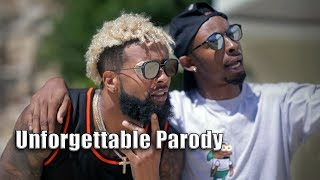 Unforgettable Parody FT. OBJ (French Montana - Swae Lee)