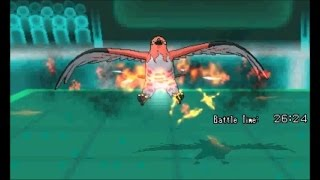 Pokemon Double Wifi Battle #002 - Talonflame Overheated ME!