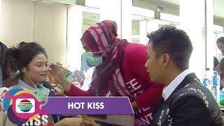 Perhatiannya Ridwan pada Sarah Fazny yang Sedang Sakit - Hot Kiss