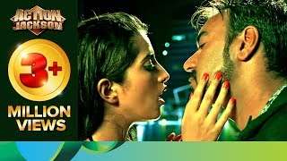 Meet the Ajay Devgn in new lookes | Action Jackson | Movie Scene