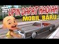 Download Video Upin ipin dapat Hadiah Mobil Baru GTA Lucu 3GP MP4 FLV