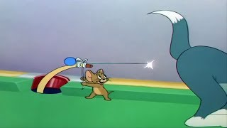Tom and Jerry - Cue Ball Cat - [T & J]
