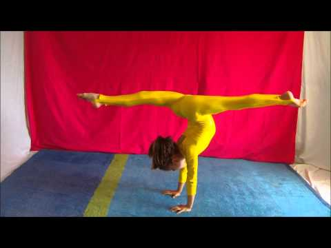 Erifilly Handstands Can be Interesting Watch and Learn XXX