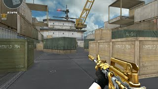 CrossFire China 2.0 : M4A1-S Transformers Noble Gold [Quick Review] ✔ #60FPS
