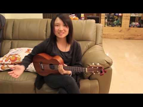 Pirates of the Caribbean video tutorial Part 1 (Ukulele - Sungha Jung's version)