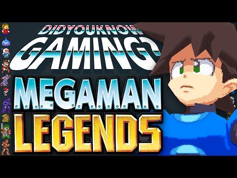 Mega Man Legends Did You Know Gaming Feat. Nostalgia Trip