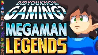 Mega Man Legends - Did You Know Gaming? Feat. Nostalgia Trip