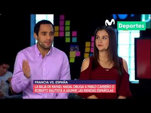 Xxx Mp4 Pablo Arraya Representar A Tu País En Copa Davis Te Puede Desconcentrar O Motivar 3gp Sex