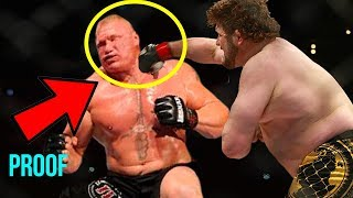 When Fat Guys Destroy MMA Fighters (Muscle Don