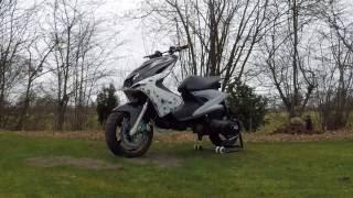 Aerox Kleine Lackierarbeiten | RacingRox | 70ccm