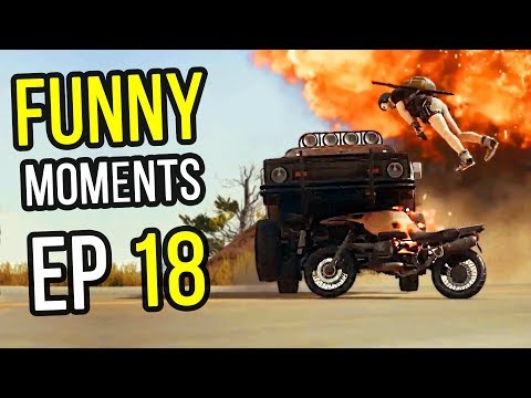 PUBG: Funny Moments Ep. 18