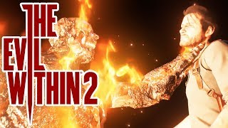 EVERYTHING MUST BURN!! | The Evil Within 2 - Part 9