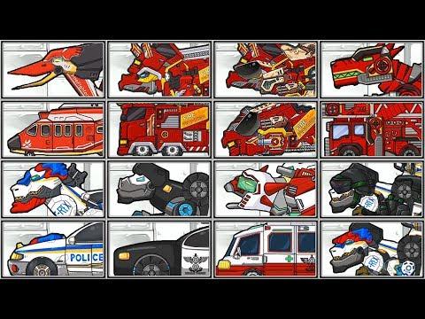 Xxx Mp4 Dino Robot Cops Firefighters Ambulances Corps Show Me Games 1080 HD 3gp Sex