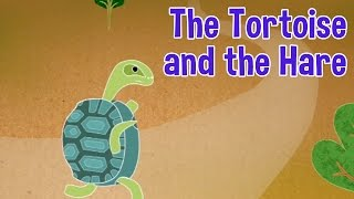 The Tortoise and the Hare - Animated Fairy Tales for Children