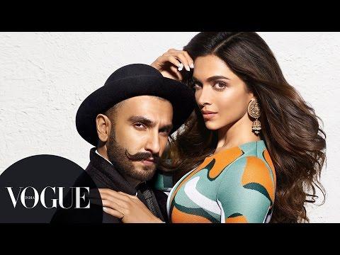 Xxx Mp4 Deepika Padukone Or Ranveer Singh Who S Cooler Photoshoot Behind The Scenes VOGUE India 3gp Sex