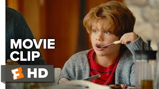 3 Generations Movie CLIP - Lucky (2015) - Elle Fanning Drama Movie HD