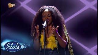 Top 10: Xae - 'Please Mr' - Idols SA   Mzansi Magic
