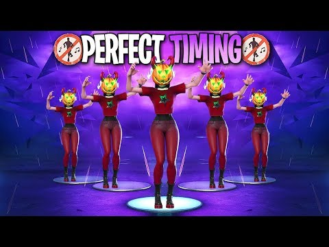 Fortnite Perfect Timing Moments 61 🎃 Chapter 2