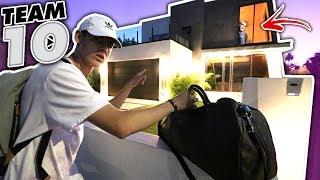 MOVING INTO JAKE PAULS NEW TEAM 10 HOUSE...? | David Vlas