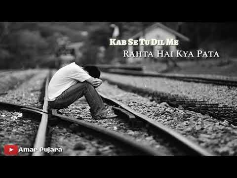 #Tereliye #AtifAslam Tere Liye - Tu hi Bata song by Atif Aslam Namste England lyrics video status