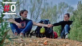La Huida: Ana y David se esconden en el campo | #0