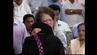 গুম খুনে জড়িত র্যা ব কর্মকর্তাদের কোর্ট মার্শালে বিচারের দাবি জানিয়েছেন খালেদা জিয়া
