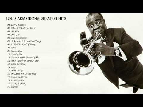 Xxx Mp4 Louis Armstrong Greatest Hist Louis Armstrong Collection HQ MP3 3gp Sex