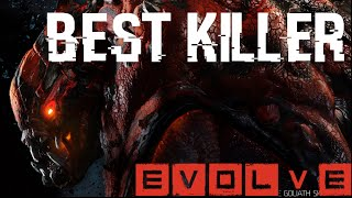 EVOLVE Stage 2 | Goliath best killer gear + Fast evolve