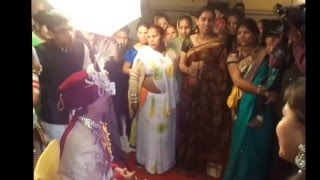 Marriage Ceremony - Jitendra Pr ji & Subhadra Chamapak Lt Mt ji -ISKCON DELHI