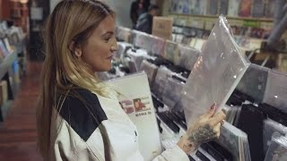 The LP Spree: Julia Michaels   A Record Store. $100. Endless Possibilities