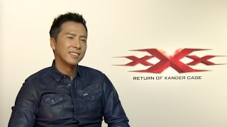 DONNIE YEN: Martial arts are no more dangerous than skiing