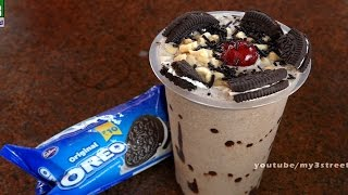 AMAZING RECIPES | RARE STREET FOOD OREO JUICE | 4K VIDEO | ULTRA HD VIDEO street food