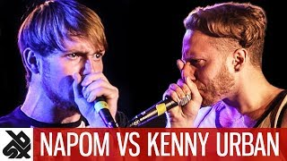 NAPOM vs KENNY URBAN | WBC 7ToSmoke Battle | Battle 8