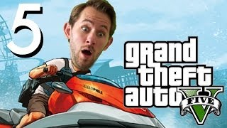 I SEE YOU HOME! | Grand Theft Auto V [Part 5]