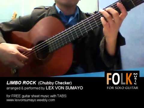 Xxx Mp4 FREE TABS Limbo Rock Chubby Checker Solo Guitar Cover 3gp Sex