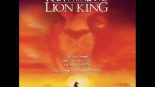 The Lion King soundtrack: Hakuna Matata (Spanish)
