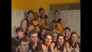 'Dare to Beat the Bear' Brisbane Bears 1987 VFL club song