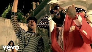 Rick Ross - All I Really Want ft. The-Dream