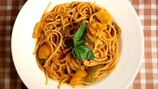 One Pot Pasta | Pasta Cooked In Pressure Cooker | Divine Taste With Anushruti
