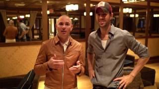 Enrique Iglesias & Pitbull LIVE!