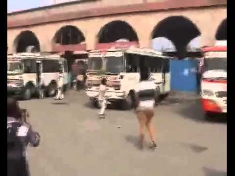 Xxx Mp4 Live Video Of People And Punjab Police Clash At Bus Stand Amritsar 3gp Sex