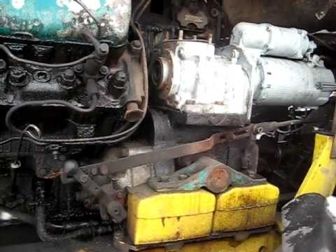 установка стартера на трактор мтз 80