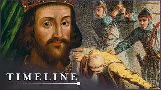 Britain's Bloodiest Dynasty: Betrayal - Part 1 of 4 (The Plantagenets Documentary) | Timeline