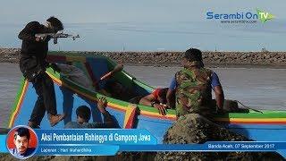 Aksi Pembantaian Rohingya di Gampong Jawa