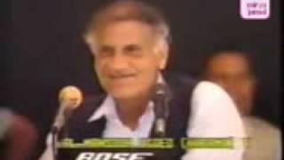 YouTube Mizahiya Nazm Punjabi Anwar Masood 'Aaj kee Pakaiye' mpeg4