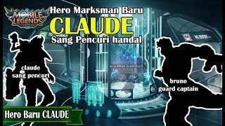 CLAUDE HERO MARKSMAN TERBARU SETELAH AULRAD - SANG PENCURI SENJATA DOCTOR ROONEY