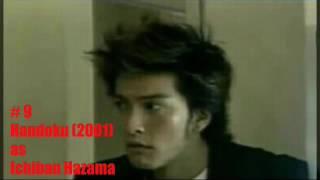 9 Nagase Tomoya Dramas