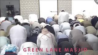 Day 1 - Taraweeh Prayer - Qari Zakaullah Saleem/Ismaeel Naeem/Shaykh Abdul Majid